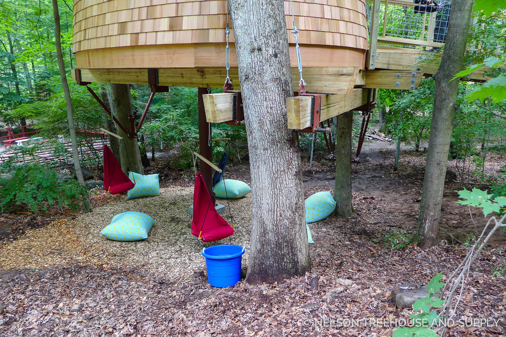 Nelson Treehouse Sunrise Day Camp