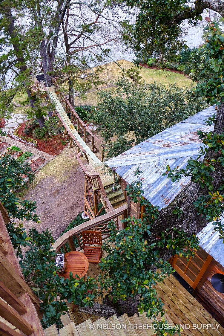 treehousefriday triple decker record setter u2014 nelson treehouse