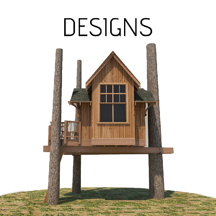 Nelson treehouse for Treehouse designers