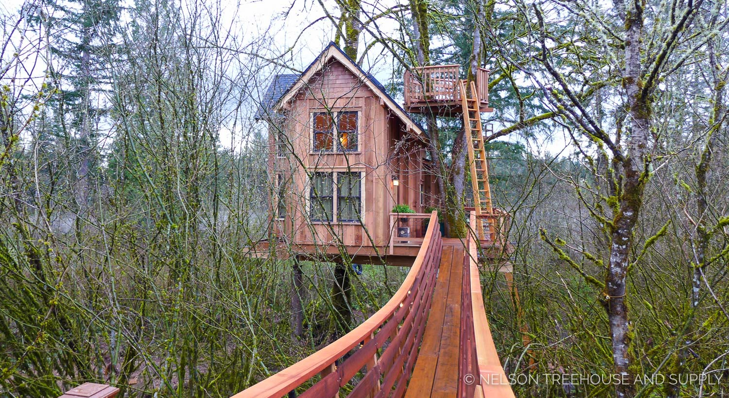 Thrill U0027nu0027 Chill Treehouse