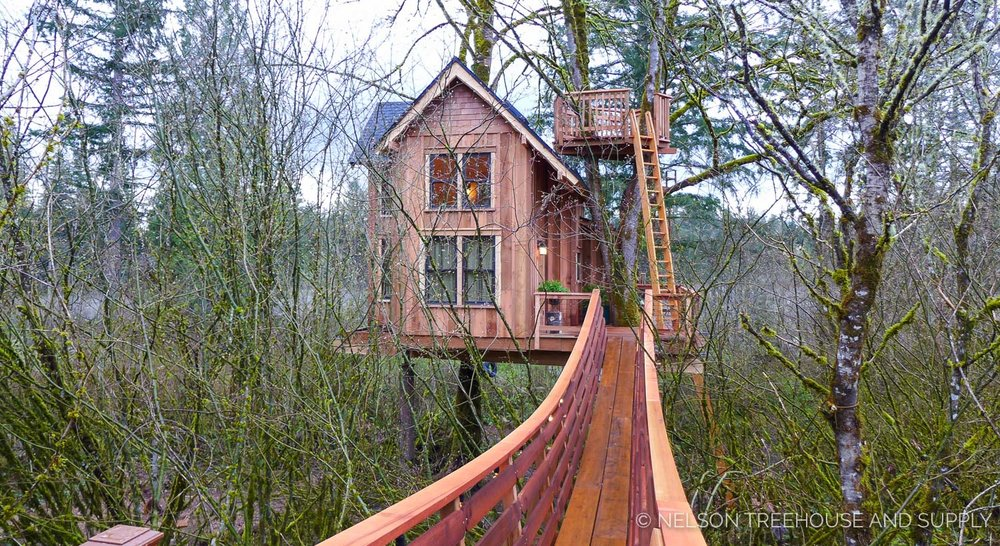 Thrill Chill Treehouse