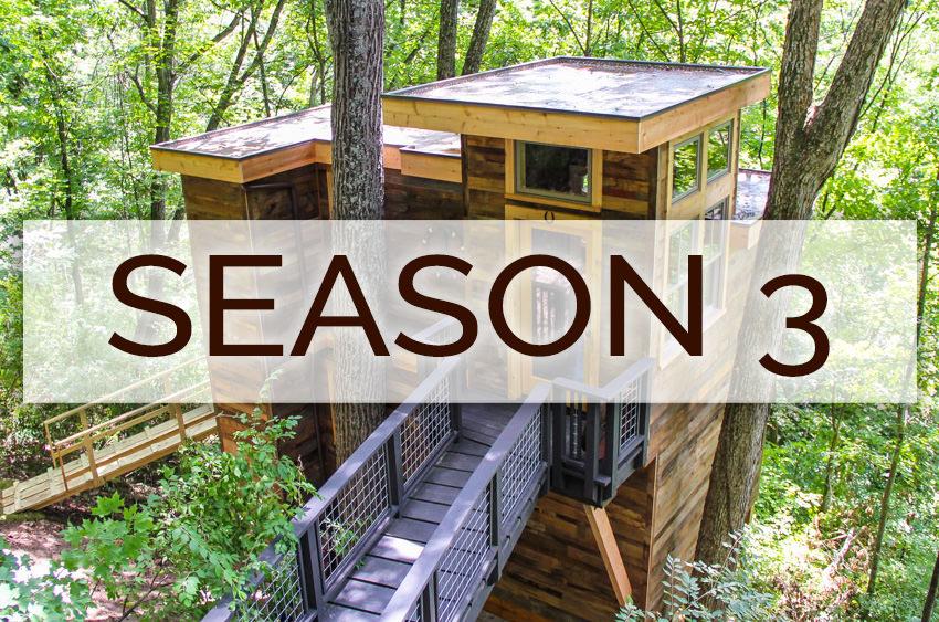 Treehouse Masters Season 3