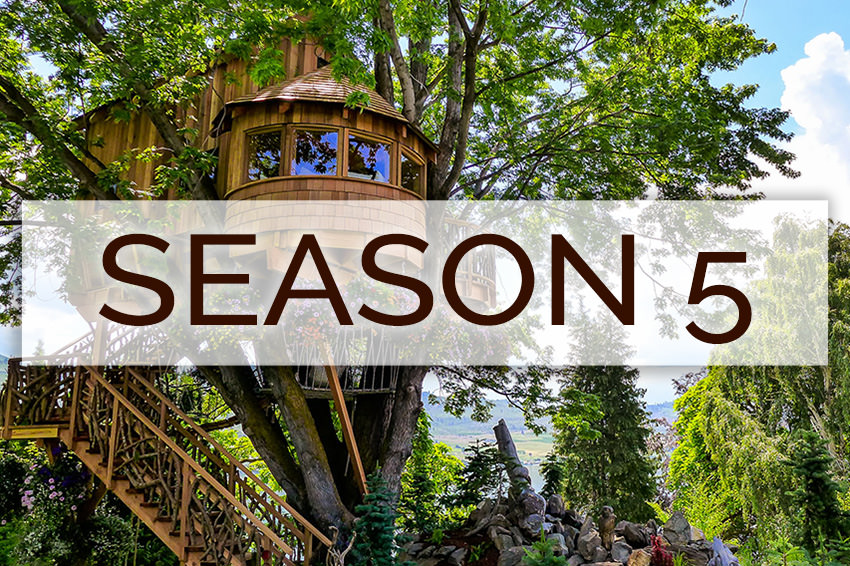 Treehouse Masters Season 5