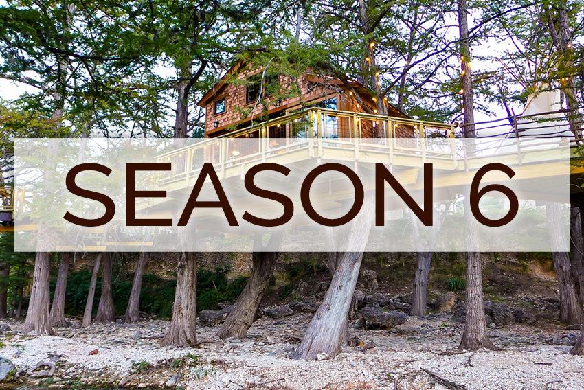Treehouse Masters Season 6