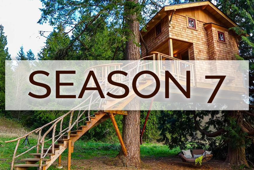 Treehouse Masters Season 7