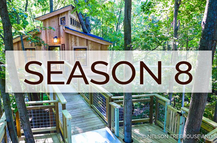 Treehouse Masters Season 8