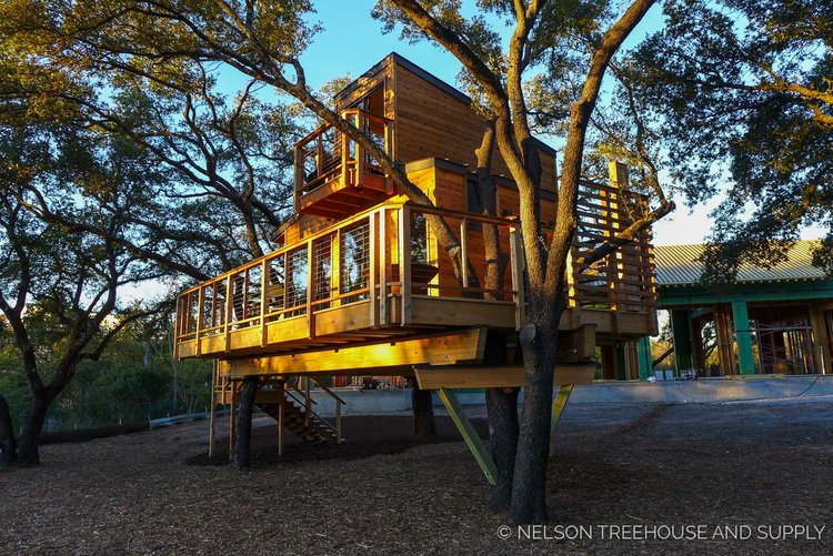 city sleeker treehouse - Treehouse Masters Prices