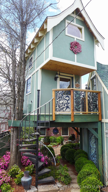 Treehouse Masters Season 3 Episode 4 Scottish Sky Garden