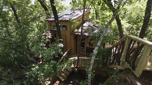 treehouse masters season 3 episode 8 vincent van gough treehouse