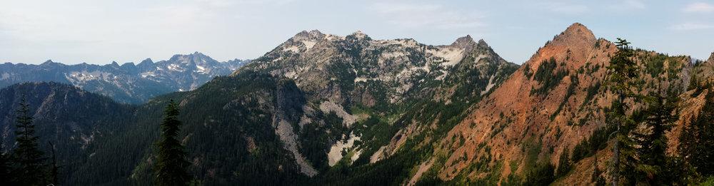 Kendall Katwalk hike