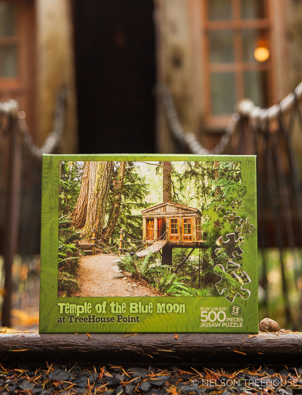 Nelson Treehouse Puzzle