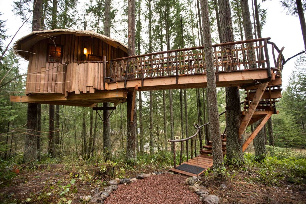 Safari Treehouse
