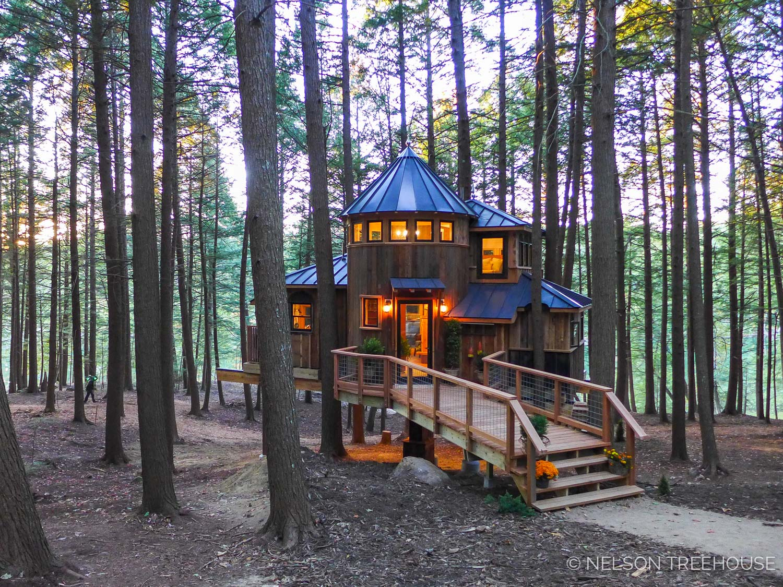 Treehouse Masters Season 10 Home — Nelson Treehouse