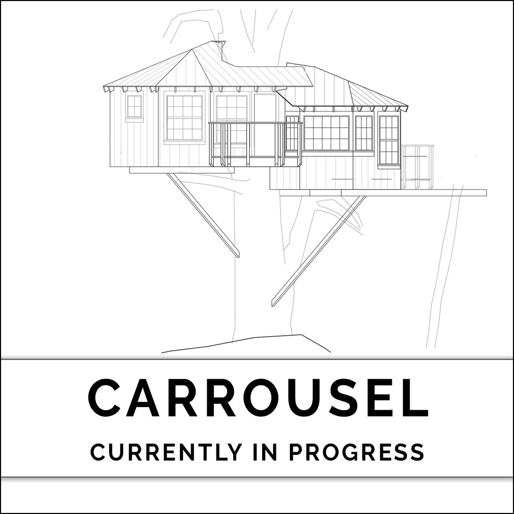 Carrousel at Treehouse Utopia