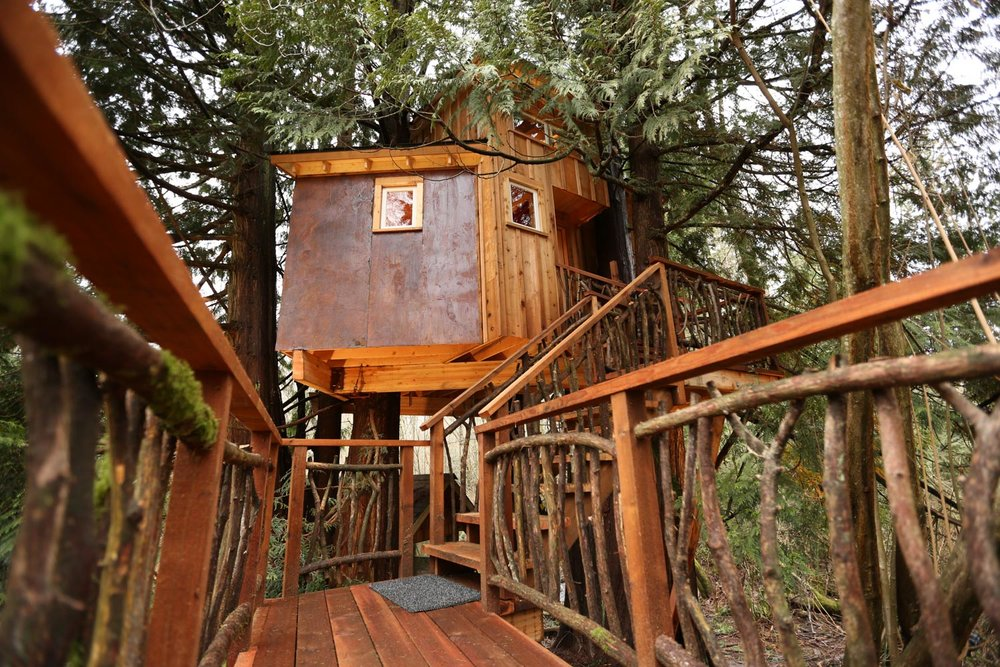 Nelson treehouse recording studio