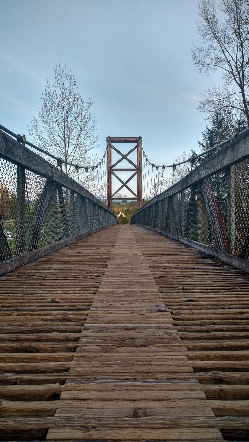Tolt-Macdonald Park Bridge
