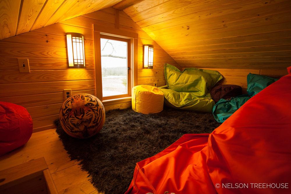 Nelson Treehouse - Twenty-Ton Texas Treehouse loft