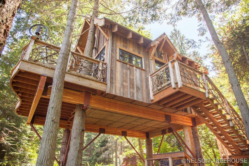 Seaside Treehouse - Nelson Treehouse 4