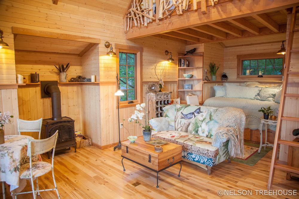 Seaside Treehouse - Nelson Treehouse 25
