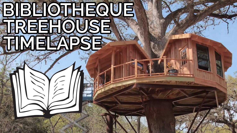Treehouse Utopia Nelson Treehouse