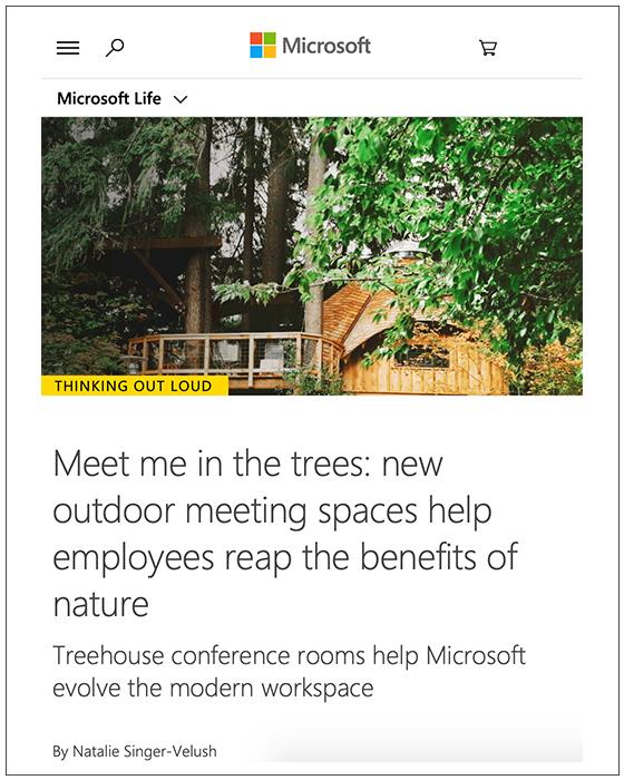 Microsoft Life | Oct. 2017