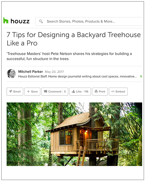 Houzz | May 2017
