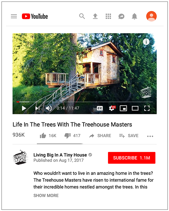 Living Big in a Tiny House | Aug. 2017