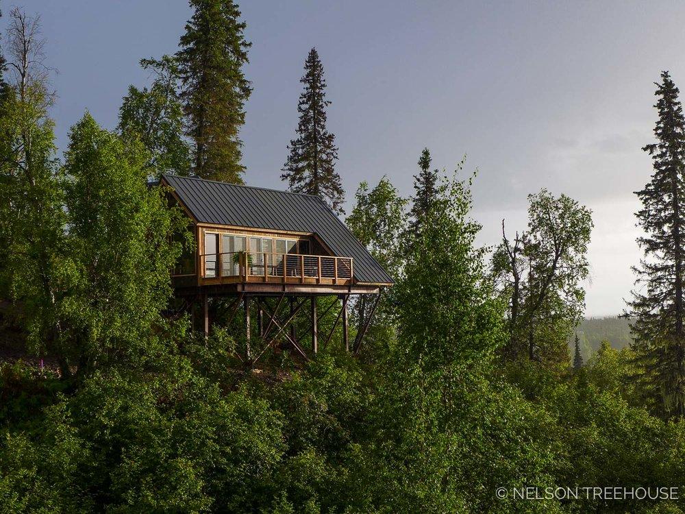 Mt. McKinley Princess Wilderness Lodge - Denali State Park, AK