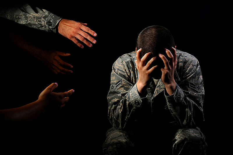 Mental Health Stigma Is Costly To Veteran S Quality Of Life