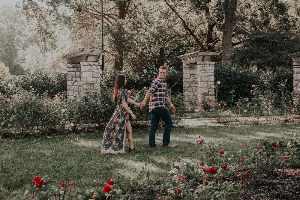 Engagement Photographer Kansas City Mo