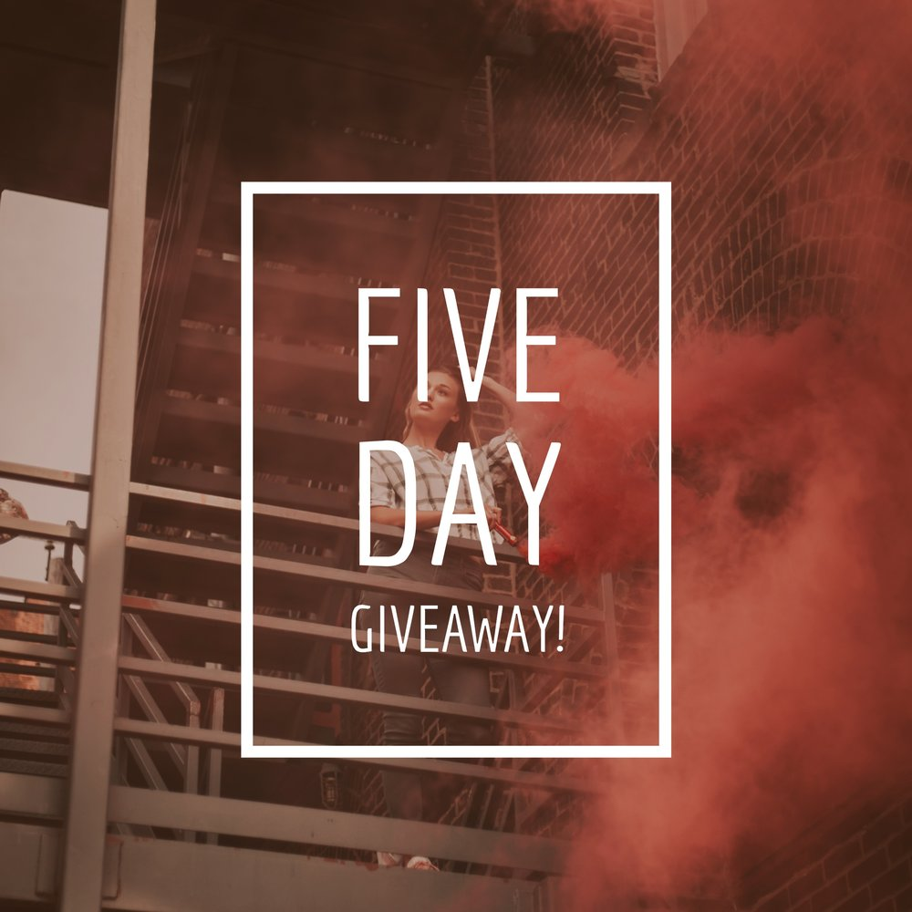 Five Day Giveaway Promotion Kansas City