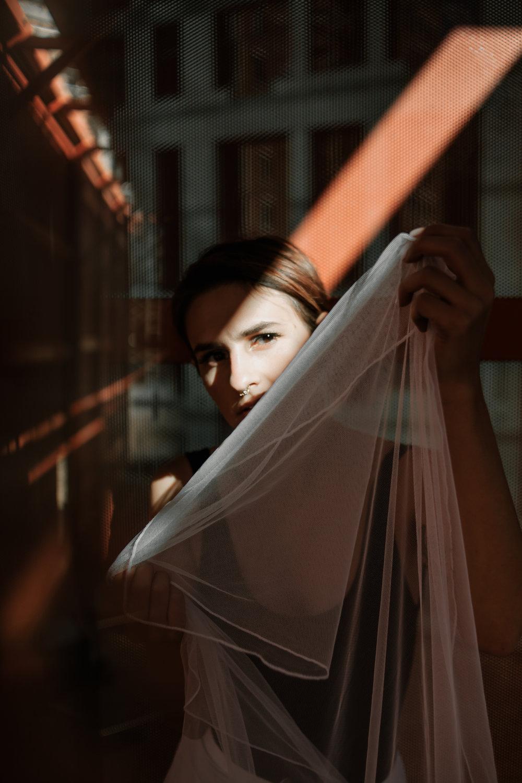 Model: Kate McFerren
