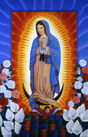 Special Intentions to Our Lady of Guadalupe