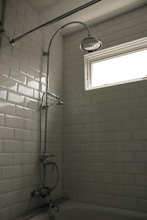 shower head upgrade install repair fix it friend handyman toronto