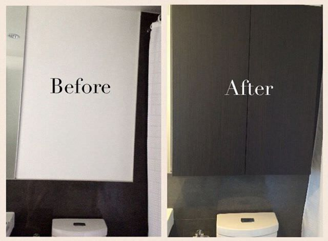Medicine / Bathroom Cabinet Hanging