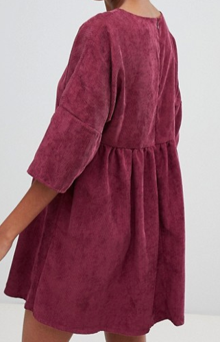 cute corduroy dress