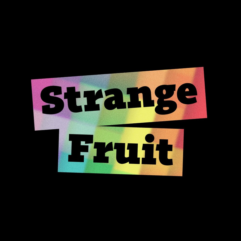 Strange Fruit co-hosts Jaison Gardner and Kaila Story invited Coalition members on air to talk Rainbows & Roses Soirée! Click on the image to hear the episode via WFPL!