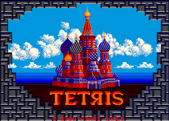Tetris  was designed by Russian designer Alexey Pajitnov and was released on June 6th, 1984.  Tetris was the first entertainment software to be exported from the USSR to the US where it went down in history as one of the most played games, still to this day.