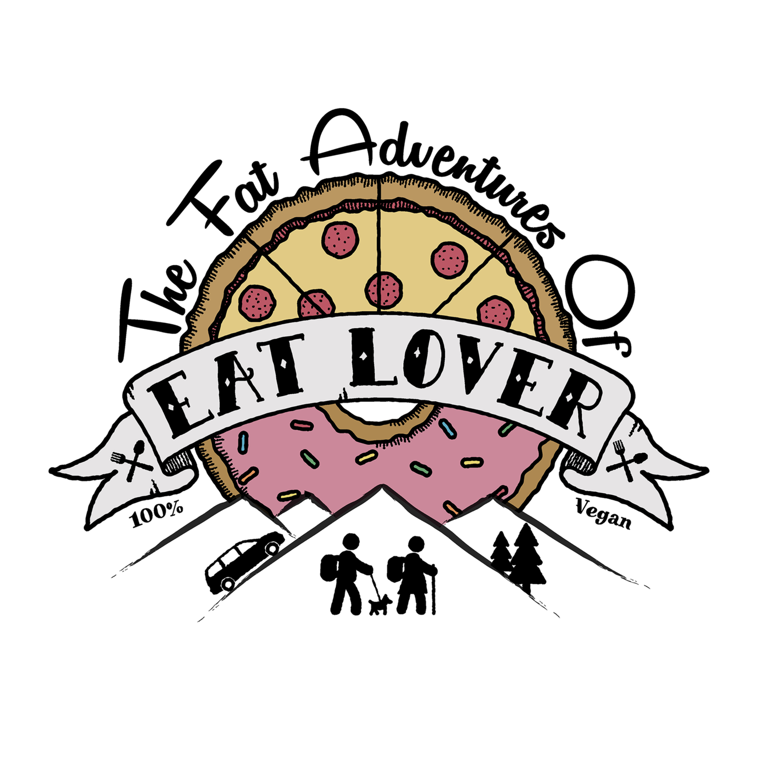 The Fat Adventures Of Eat Lover