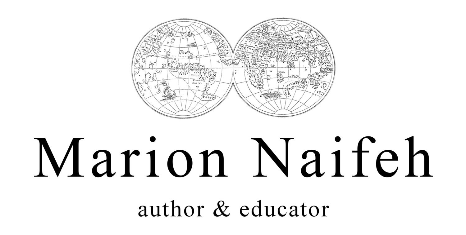 Marion Naifeh | author & educator