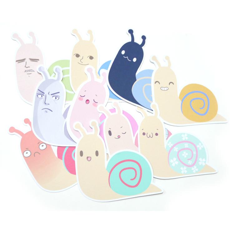 Snails, 2014-2015