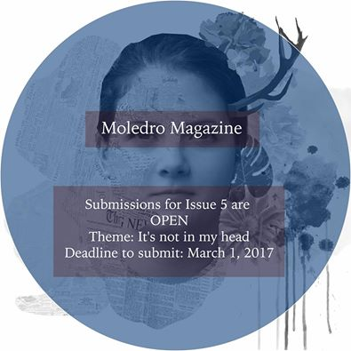 Moledro Magazine, Issue 5 theme