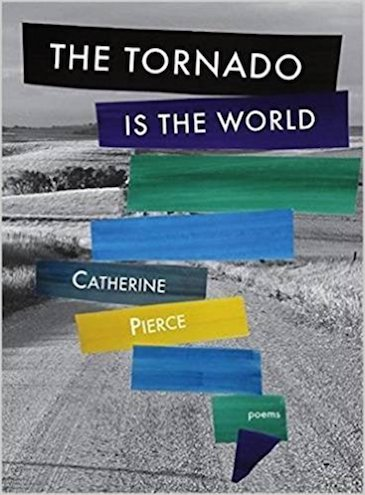 The Tornado Is the World , Saturnalia Books, December 2016.