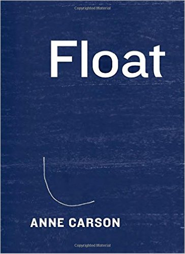 Float , Knopf. October 2016.