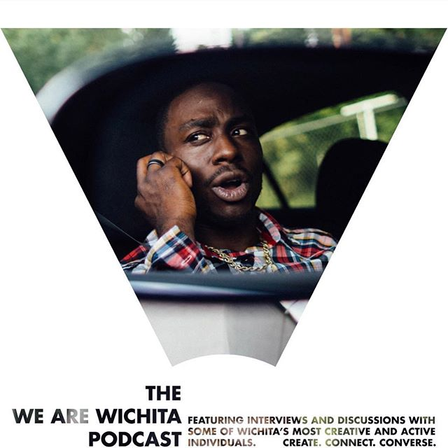 "Extremely Honored and Humbled to be the latest feature in the newly released podcast from @we.are.wichita.  Appreciate you more than you know. . . . Talking points include, My Hip-Hop roots, family, and the making of my latest album ""Everywhere I Go"". www.freddyhigh.com if you still haven't downloaded it! Hopefully if you haven't you will after hearing this!  Please enjoy Pt. 1 of the 14th episode. www.wearewichita.com"