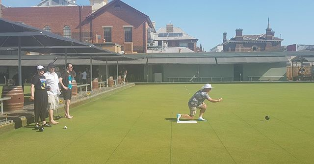 We took some time out to regroup as a team on the lawn at our Annual Bowls Competition, where we were seen in an array of colourful T-shirt's #theme #teamhuddle #annualbowls #new #champ #ontheleaderboard #tbgteam #wearetandembuildinggroup #2019