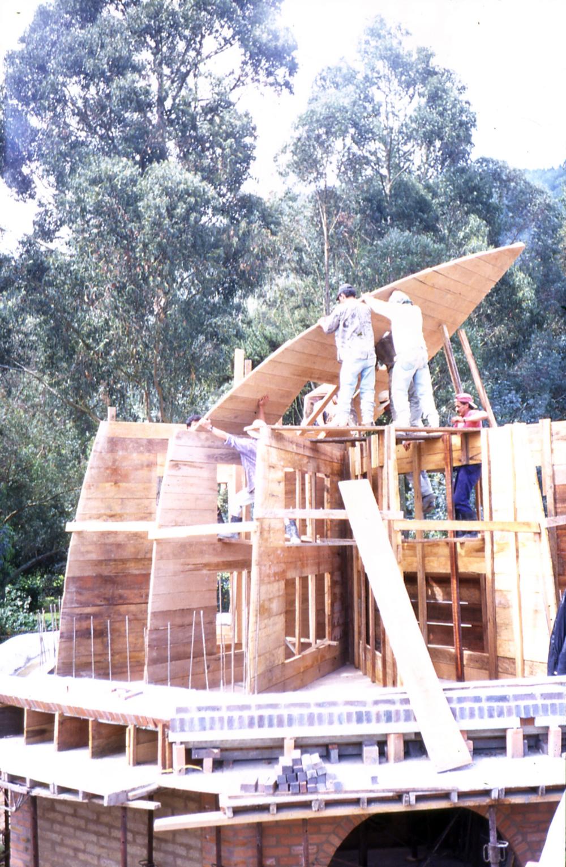 Construcción Bóveda