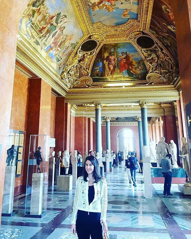 The Louvre #paris #museedulouvre #bonjour #france