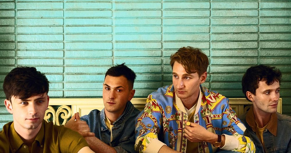 9. Glass Animals - How to Be a Human Being