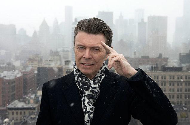 1. David Bowie -   ★ (Blackstar)